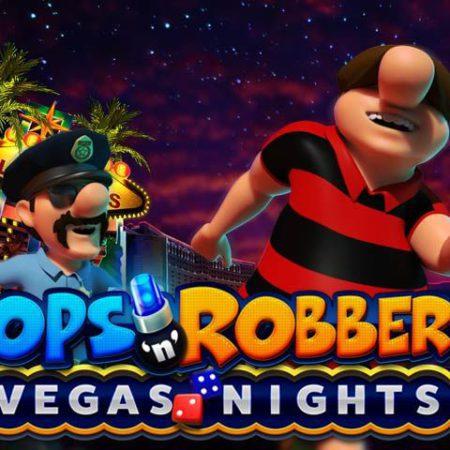 Greentube выпустил новый релиз Cops 'n' Robbers Vegas Nights