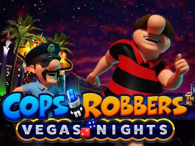 Cops 'n' Robbers Vegas Nights